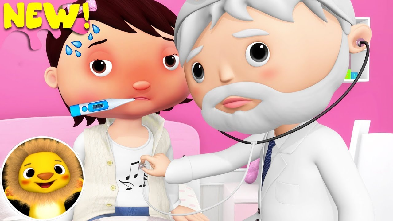 Taking Medicine Song | Nursery Rhymes & Kids Songs! | Videos For Kids | ABCs and 123s