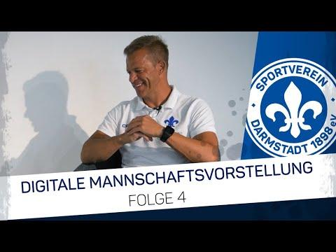 Darmstadt 98   Digitale Mannschaftsvorstellung Folge 4