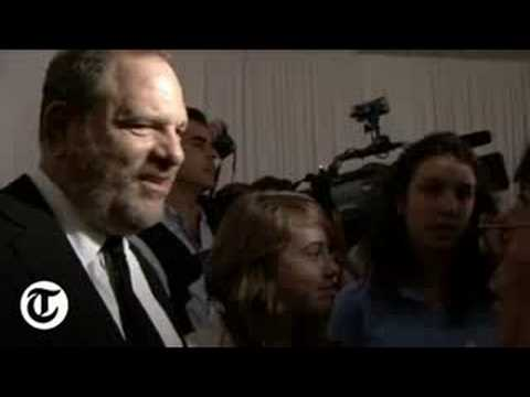 Harvey Weinstein interview