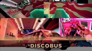 Discobus Sevilla - Party bus Sevilla -  Limobus Sevilla - Espectáculos Deluxe