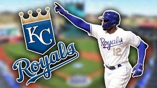 KANSAS CITY ROYALS REBUILD! MLB The Show 19 Franchise Rebuild
