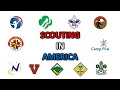 Awesome Outdoors - Part 5 Scouting in America: Girl Scouts of the USA