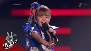 Николь Алексеева «Любочка» - Слепые прослушивания - Голос.Дети - Сезон 5