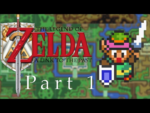 A Link to the Past | Isaac Literally Copied This Game | Part 1