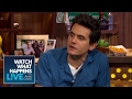 John Mayer Asks Andy About The Straightest Thing He S Ever Done Host Talkative WWHL mp3