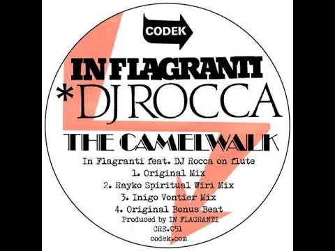 In Flagranti feat. DJ Rocca On Flute - Camelwalk (Iñigo Vontier Remix) [Codek]