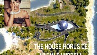 Скачать Illuminati La Maison NAOMI CAMPBELL En Forme D Oeil D Horus