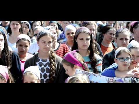 Protest INTERNATIONAL Familia Bodnariu - filmare cu Drona O productie Betleem Studio