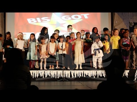 BIS GOT TALENT PRIMARY years 1, 2 and 3) 2016/17