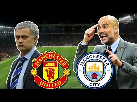 How Guardiola Dominated Mourinho | Man UTD-Man City Tactical Analysis