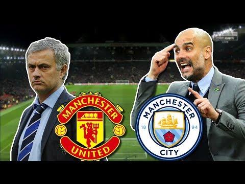 How Guardiola Dominated Mourinho | Man UTD-Man City Tactical Analysis