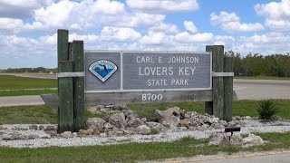 Lovers Key State Park visit / SW Florida HD