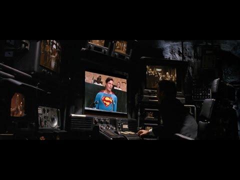 Batman v Superman: Christopher Reeve meets Michael Keaton [HD]