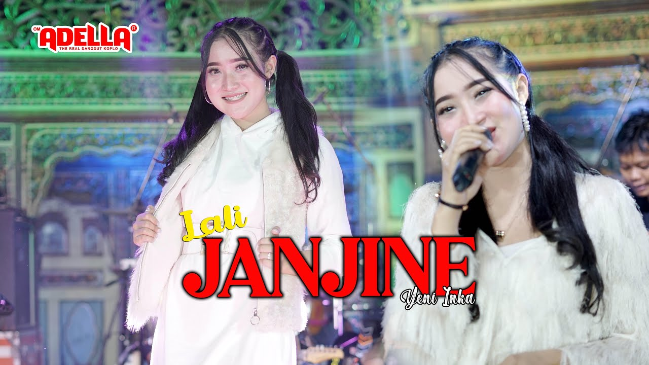 Download Lali Janjine - Yeni Inka - OM ADELLA