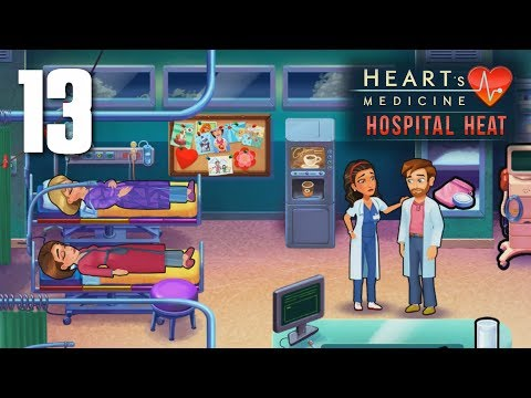 Heart's Medicine - Hospital Heat [13] Road to Recovery