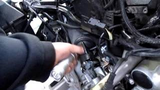 bmw service throttle cable replacement 2004 bmw r1150gs adventure part 1 of 2