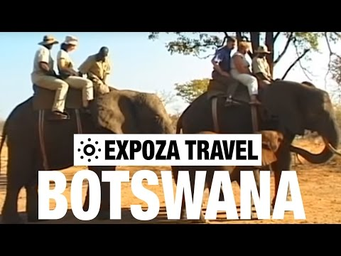 Botswana Vacation Travel Video Guide