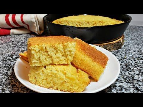 easy-cornbread-recipe-|-how-to-make-soft-fluffy-cornbread