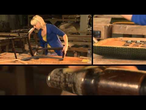 NTR Thuisacademie: Meubels opknappen