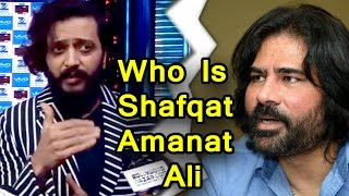 Riteish Deshmukh On Shafqat Amanat Ali: Who Is he? REACT On Pak Actors