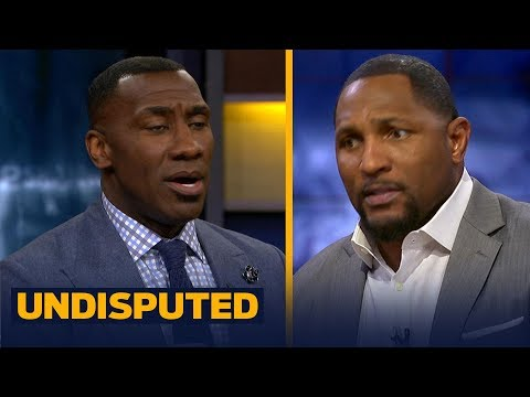 Ray Lewis, Skip Bayless, Shannon Sharpe on Odell