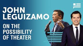 John Leguizamo on fixing politics and Hollywood | Andrew Yang | Yang Speaks