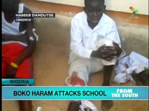 Boko Haram kills 48 children in suicide attack in Nigeria