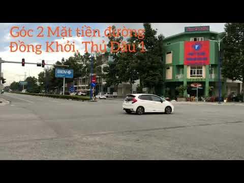 Gia đình cần Cho thuê Nhà Nguyên Căn GÓC 2 MẶT TIỀN đường Đồng khởi, TP Thủ Dầu Một| 0899889959