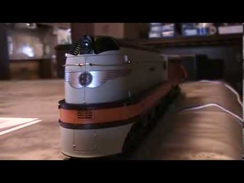 TopHobbyTrains FVM HO Scale Hiawatha w/ TCS WOW Sound and Keep Alive DCC Sound Installation