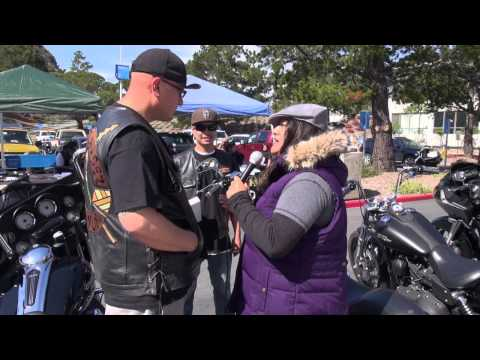 2013 Mana Youth Conference Part 3 with Pacific Savagez Bike Club