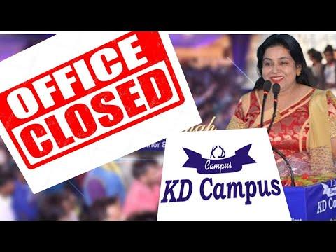 KD Campus Ho gya band Gtb nagar Delhi,
