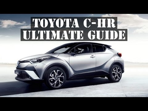 Toyota CHR - The Ultimate Guide