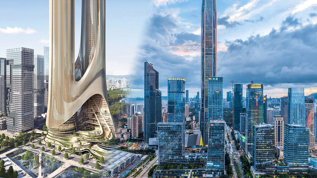 CHINA IS DOING SOMETHING UNBELIEVABLE IN SHENZHEN