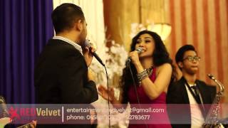 JIM BRICKMAN - DESTINY (Cover By Red Velvet Entertainment) Live at Balai Samudra jakarta