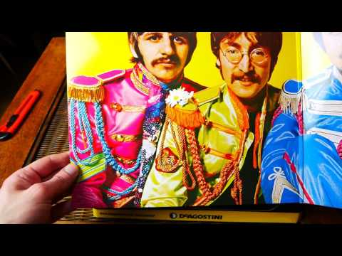 The Beatles - Sgt. Pepper's Lonely Hearts Club Band - The Beatles Vinyl Collection Unboxing