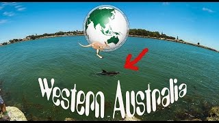 Welcome to Western Australia Part 1 - Work and Travel Australien Vlog #43