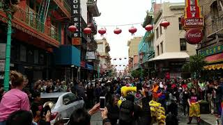 Chinatown in San Francisco, July 1, 2018