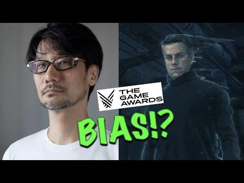 Why Death Stranding Should NOT Win GotY At The Game Awards! | From A DS Fan