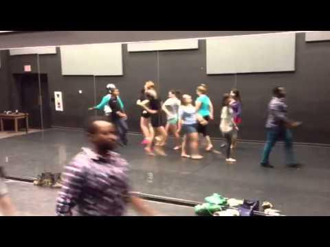 Glee Club Rehearsal