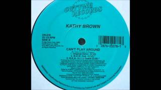 Kathy Brown - Can