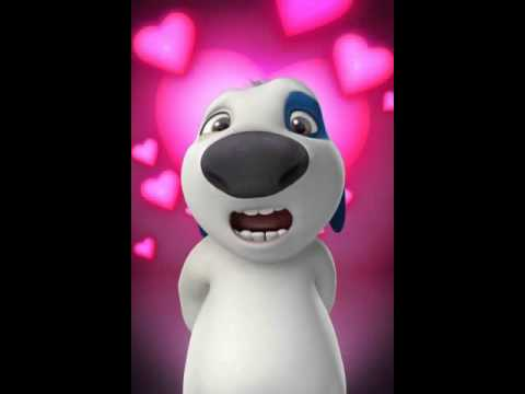 Vídeos para whatsapp/ talking friends/ mensajes bonitos/animales virtuales bonitos
