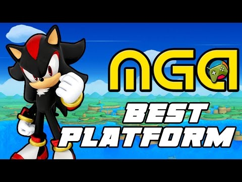 Best Platform Game - Mobile Game Awards 2015 HD - Android - iOS