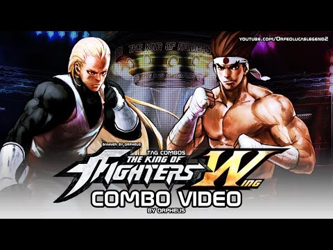 KOF WING 2019 - TAG COMBO MOVIE 3    The King Of Fighters WING 2019 CMV