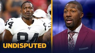 Raiders need to seriously consider 'cutting bait' with Antonio Brown — Jennings | NFL | UNDISPUTED