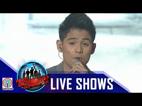 Pinoy Boyband Superstar Live Shows: Niel -