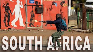 Disarm Citizens In Violent Nation? (South Africa Update)