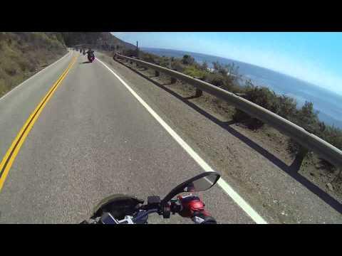 Big Sur Ride 2013