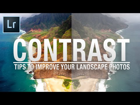5 Tips For MASTERING CONTRAST In Your LANDSCAPE PHOTOS