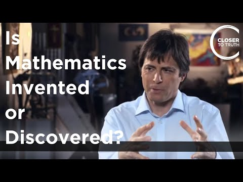 Max Tegmark – Is Mathematics Invented or Discovered?