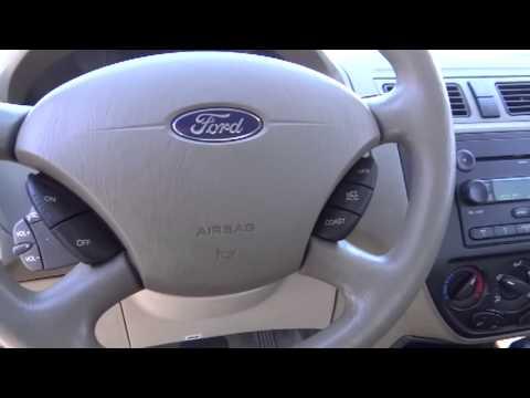 Capital Ford Carson City >> 2005 FORD Focus - sedan Carson City NV 27846C - YouTube